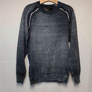 Helix Tie Dye Lightweight Sweater Size M
